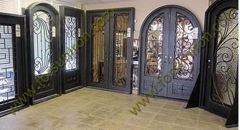 2013 New Design Wrought Iron Doors For Villa Buy Iron
