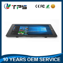 "10.1""win10 and anroid system tabelt pc with docking keyboard 2G 32GB 1280*800 original IPS Multipoint touch screen 2M+5M cameras"