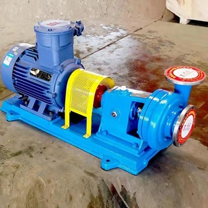 high quality hot sell Ih Series Single Stage Single Suction Horizontal Centrifugal Pumps/Back Pull out Pump