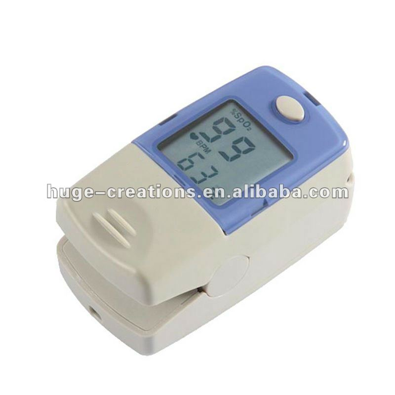 2014 hot selling pulse oximeter AH-80A nellcor ds-100a spo2 sensor