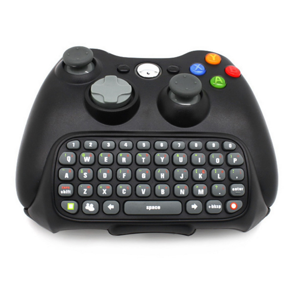 Professional Wireless Mini Gaming Keyboard Keypad Gamepad for Xbox 360 Game  Controller Hot Sale in stock