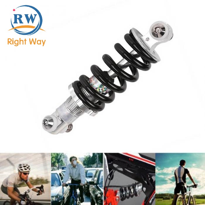 Metal Rear Suspension Bumper Spring Mountain Bike Shock Absorber Cycling Bicycle Parts Accessories