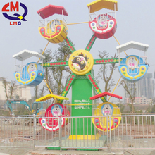 2017 cheap good quality amusement park rides indoor small ferris wheel for sale
