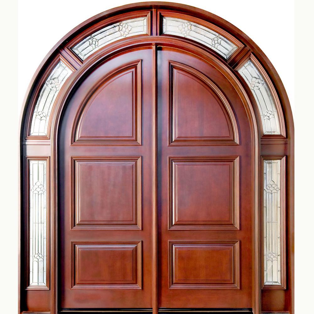 Wooden door designs pictures youtube wood door with glass for Wood window manufacturers