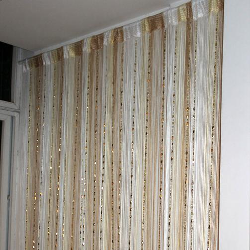 achetez en gros rideau de fil en ligne des grossistes rideau de fil chinois. Black Bedroom Furniture Sets. Home Design Ideas