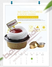 215ml take out container with high dome lid /Honey cup/square sushi platter