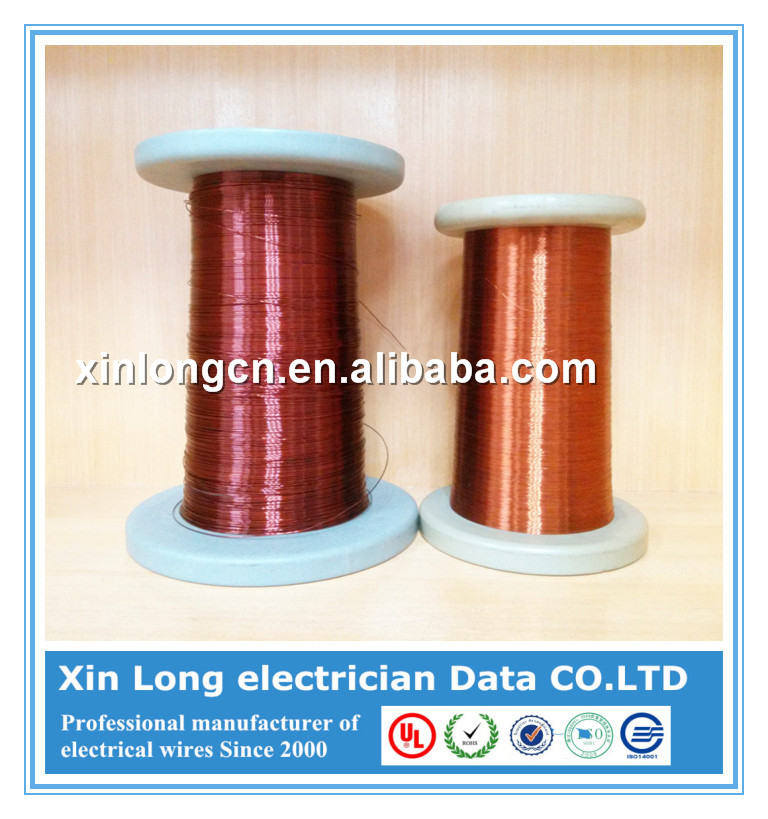 Better Thermal Capacity Magnet Aluminum Enameled Wire Transformer Winding Wire