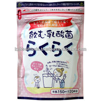 Home Made Yogurt Drink Just Mix With Milk Powder Type ( made in japan )