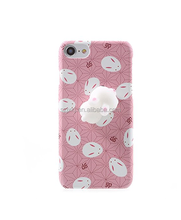 Cartoon cute kneading love panda all-around protective cover, tpu soft case for iphone6/6p ,for iphone7/7p