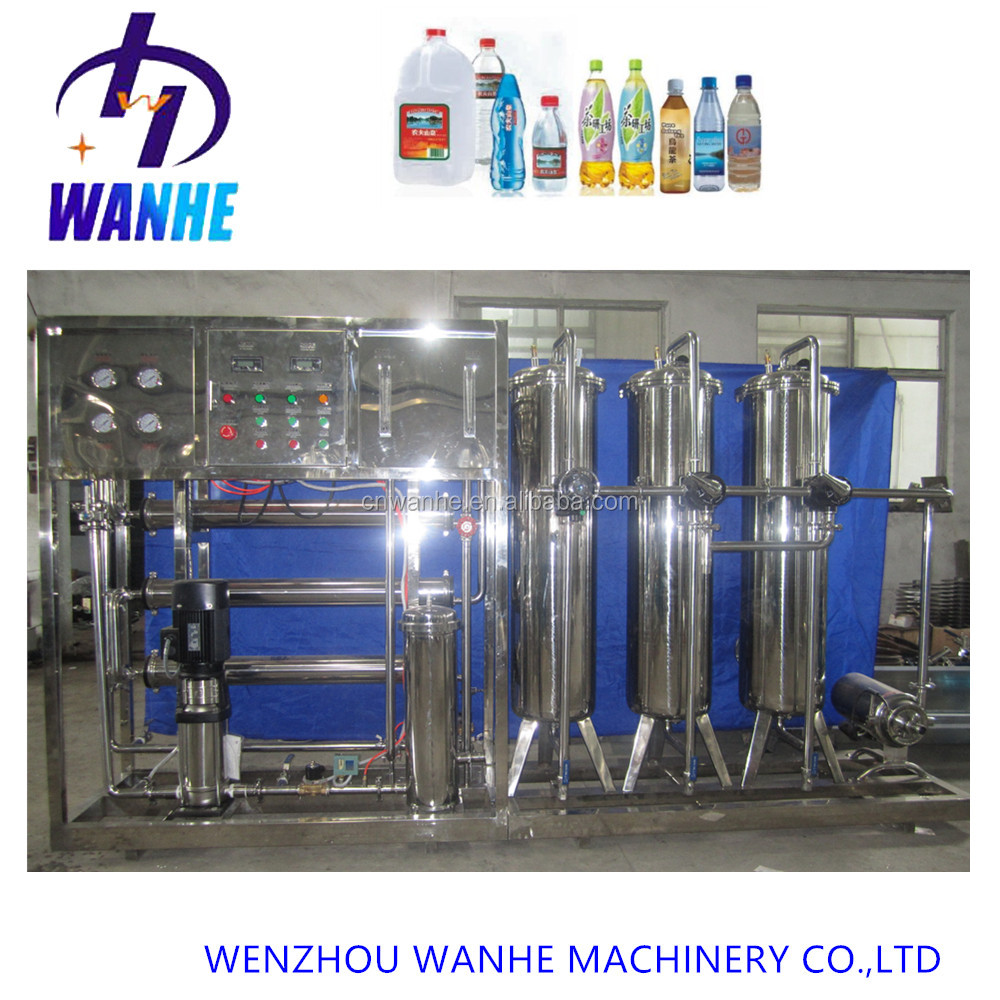 RO-1000 water treatment hs code