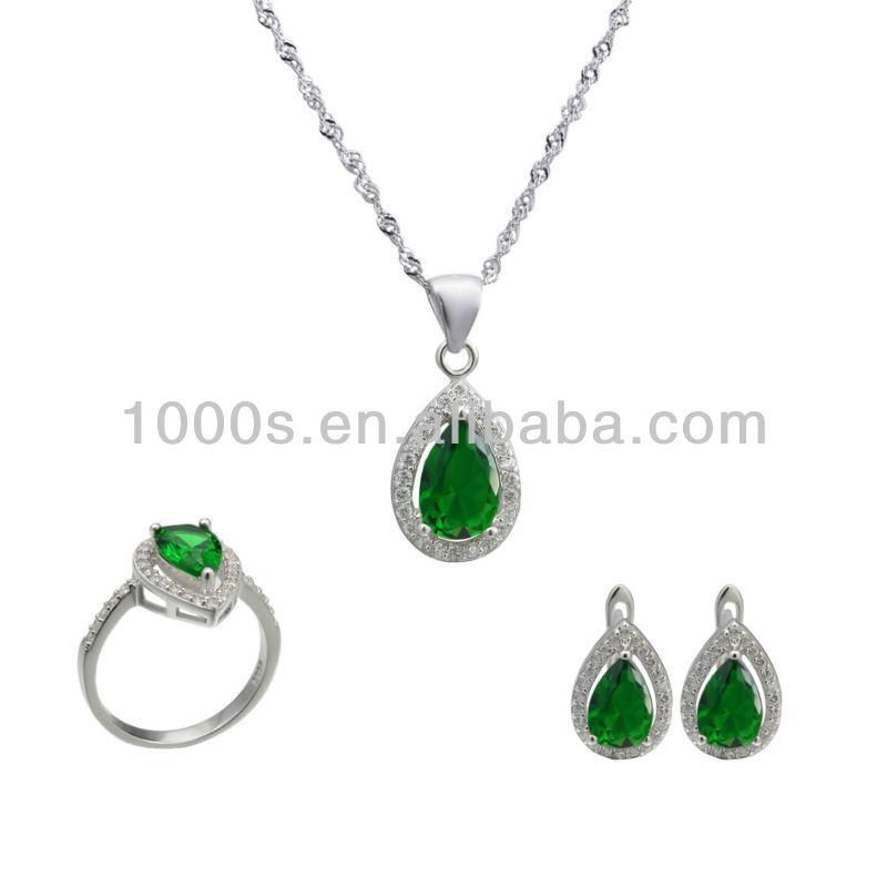 17d4acf9f331 925 bijoux en argent avec zircons aliexpress trois zircons de couleur