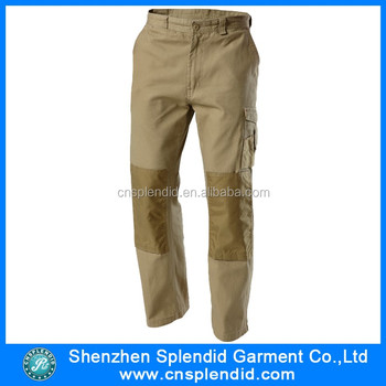 c450c67beda 2017 New Design Men Cargo Work Pants Trousers - Buy Design Men ...