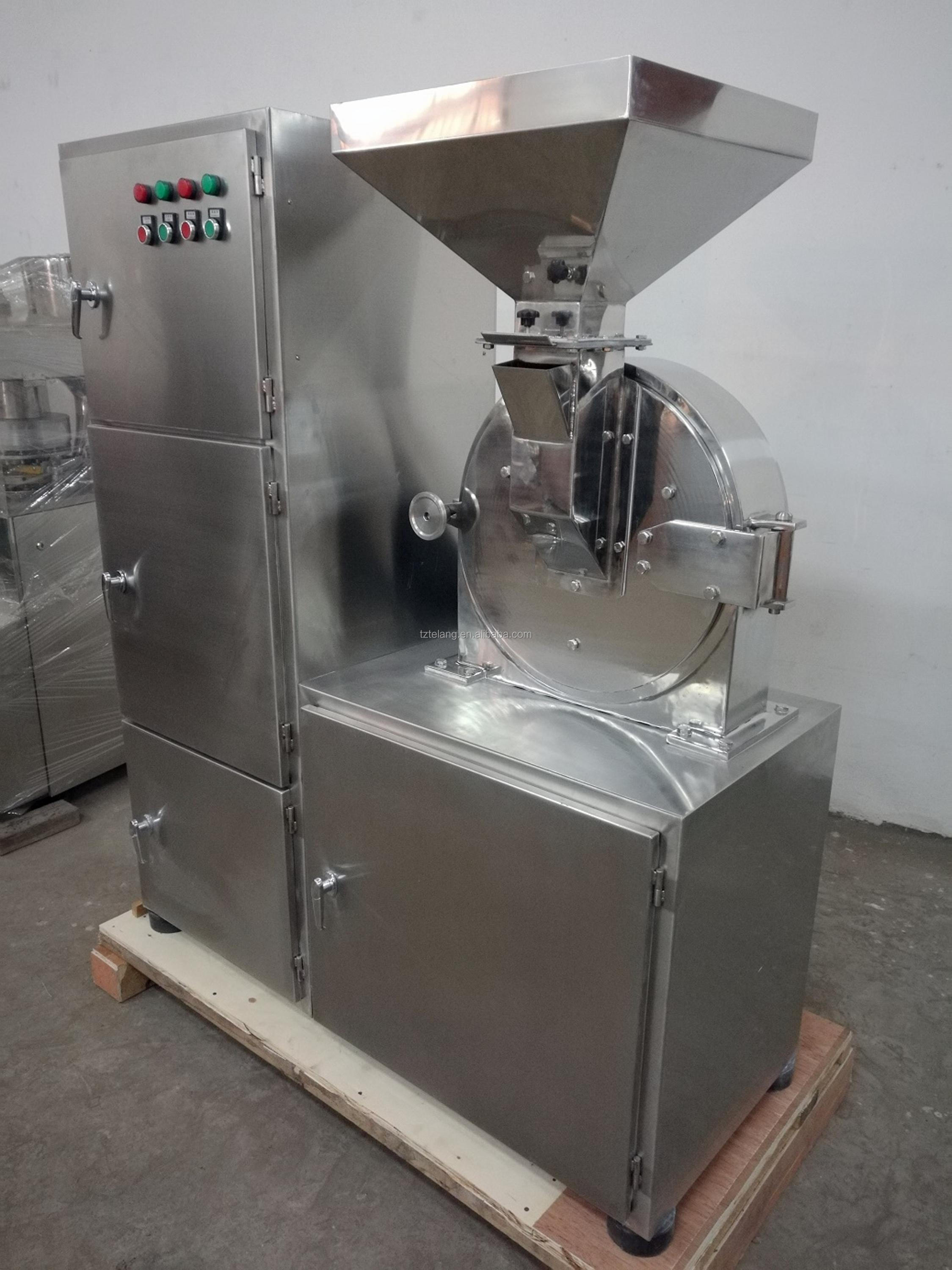 electric pepper spice chilli powder grinding machine