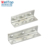 Zinc plated metal cabinet bed hinge VT-13.016