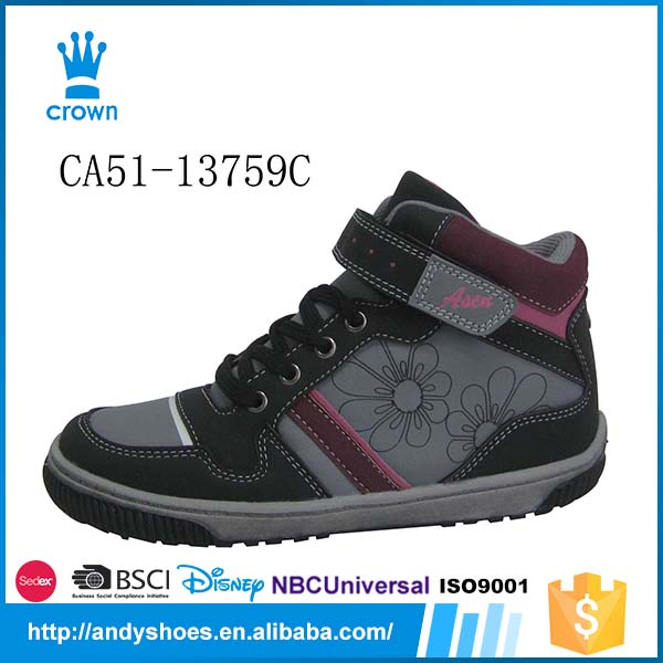 Comfort mountain climbing hiking boy casual kids shoes wholesale