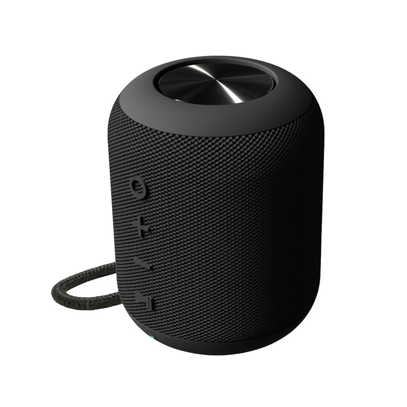 2018 Newest fabric outdoor IPX5 waterproof sucker powered <strong>speaker</strong> bluetooth wireless <strong>speakers</strong>