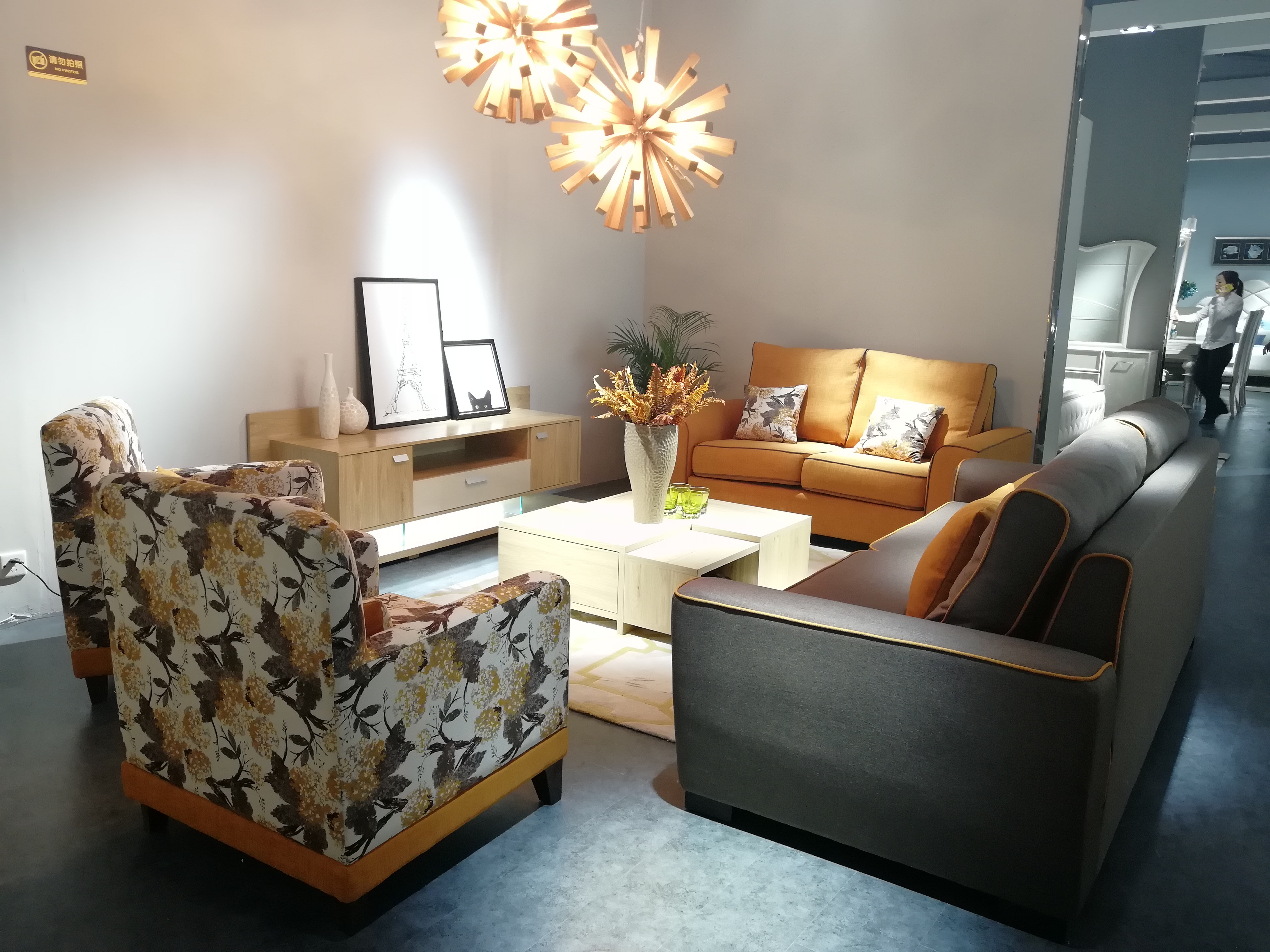 Modern Accent Arm Chair Single Sofa Seat Leisure Living ...