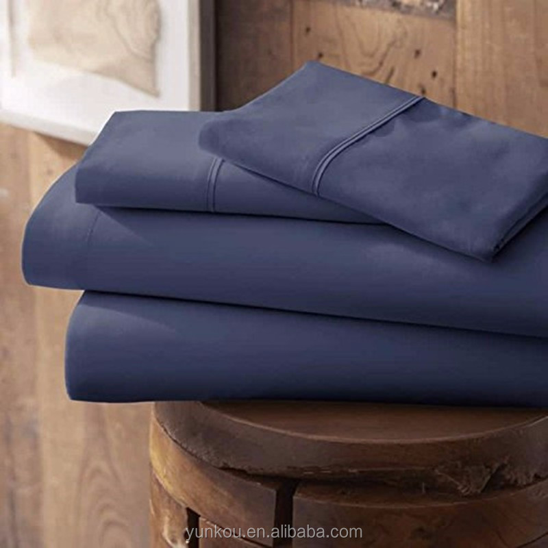 Luxury hotel bedding set/bed sheet set