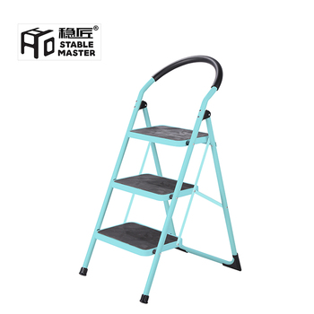 Sm Tt6013a Household Steel Outdoor Cheap 3 Step Modern Metal Stairs Ladder 150kg Max Load Buy Foldable Ladder 3 Step Aluminum Ladder Outdoor Modern Ladder Product On Alibaba Com