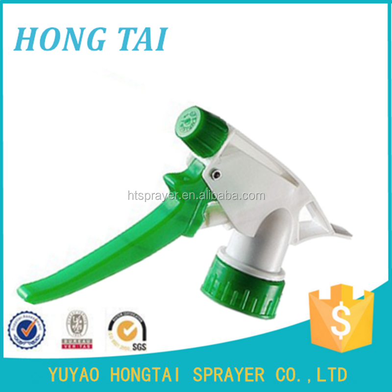 Plastic water Long handle trigger sprayer spray nozzle