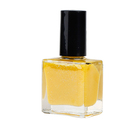 Private Label Square Water Base Nail Polish, Make Your Own Brand Oil Base 15ml Nail Polish