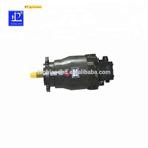 Highland construction Machinery main Hydraulic piston pump a4vg56 hydraulic pump from China