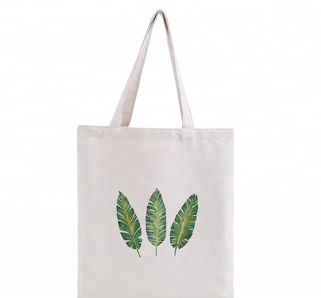 Personalized Canvas Cotton Tote Bag