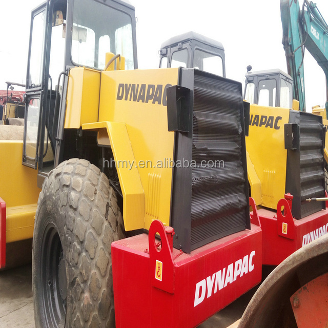 DYNAPAC CA251 used road roller original xcmg road roller A lot of selling