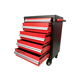 Conventional Steel Garage Tools Tool Master Chest & Cabinet Warehouse Work Table Trolley