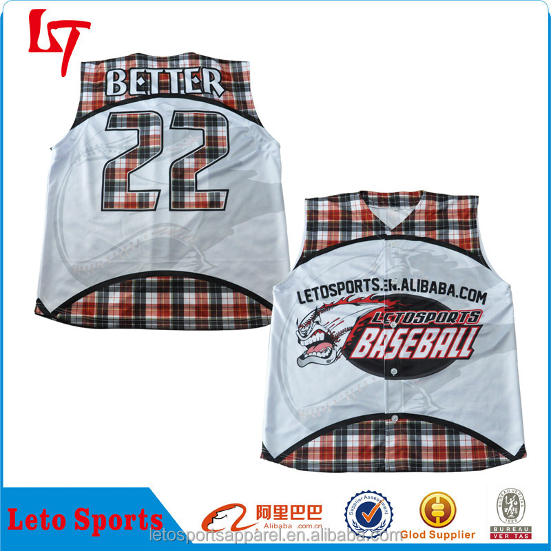 Sublimation ken griffey jr jersey retro blank baseball jersey