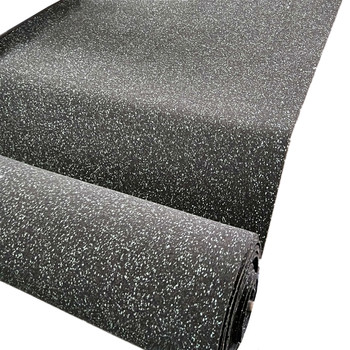 Eco 3mm 4mm 5mm Rubber Carpet Underlay