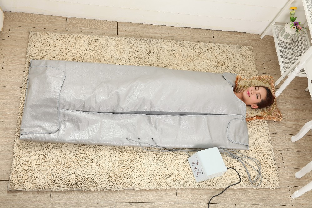 far infrared sauna thermal blanket for weightloss