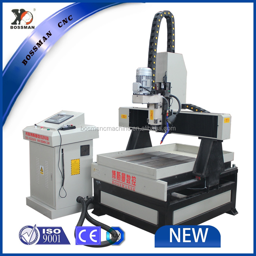 Bossman gantry type CNC drilling and milling machine for steel
