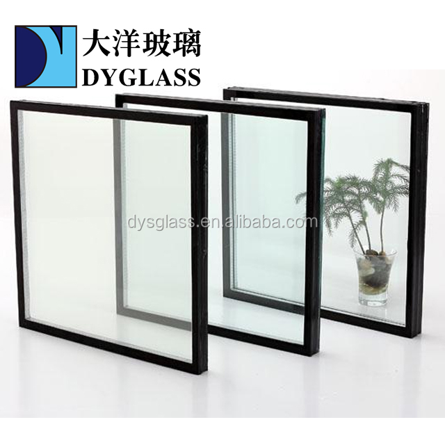 curtain wall insulated glass price, insulated glass for curtain wall