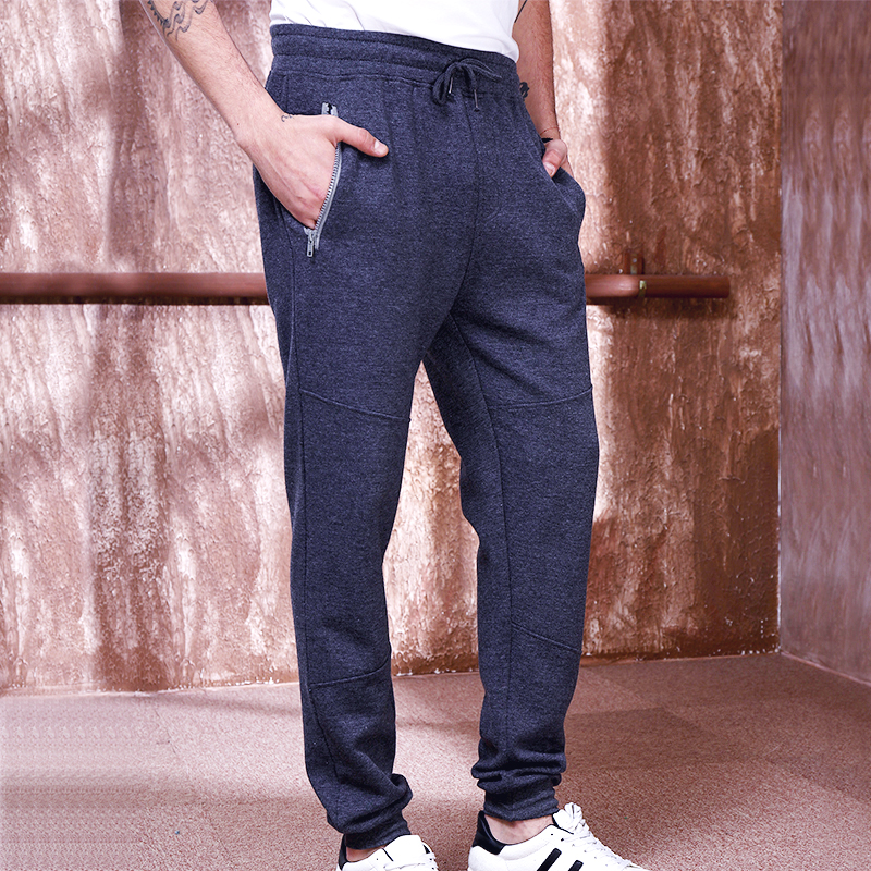 Fashion Tech Fleece Cotton Track Jogger Pants Men 2017