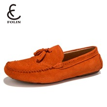 high quality casual moccasin womens OEM handmade vintage unbranded shoes customized make your own shoes