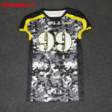 Wholesale custom american football jerseys cheap football uniforms latest football jersey designs