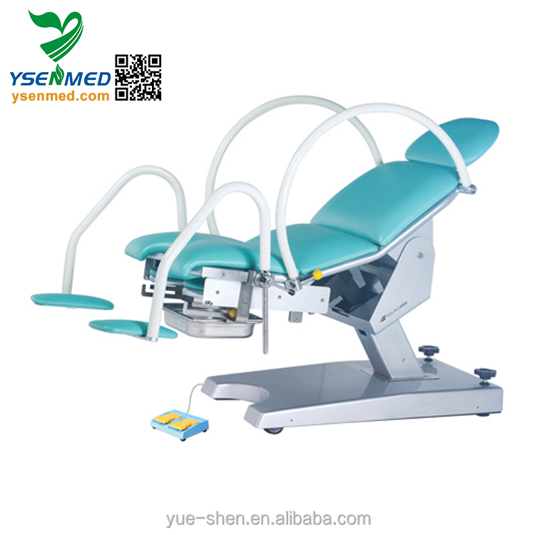 YSOT-FS1A China cheap medical electric gynecology surgical chair