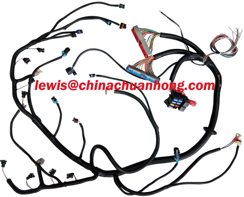Gm Factory Wiring Harness
