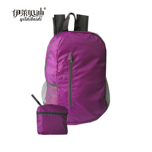 China Offer Foldable Backpack Lightweight Travel Backpacks