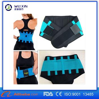 c14dd1c5c7 Custom private label tummy waist trimmer belt hot sale on tv