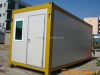 Portable Folding Container House For Site Office