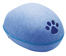 High Quality Egg type removable cat bed pet house with lowest price