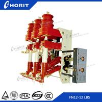FN12-12 indoor HV AC 3p 11kv 12kv LBS vacuum load break switch