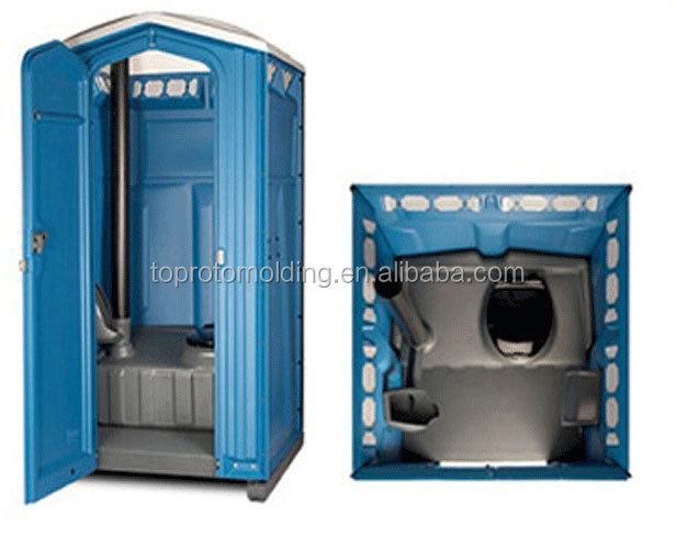 Plastic Hdpe Mobile Portable Toilet For India Market