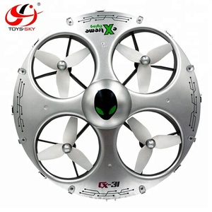 China new toys 3D Tumbling 2.4G 4-axis ufo aircraft quadcopter RC Flying Uav Drone for sale