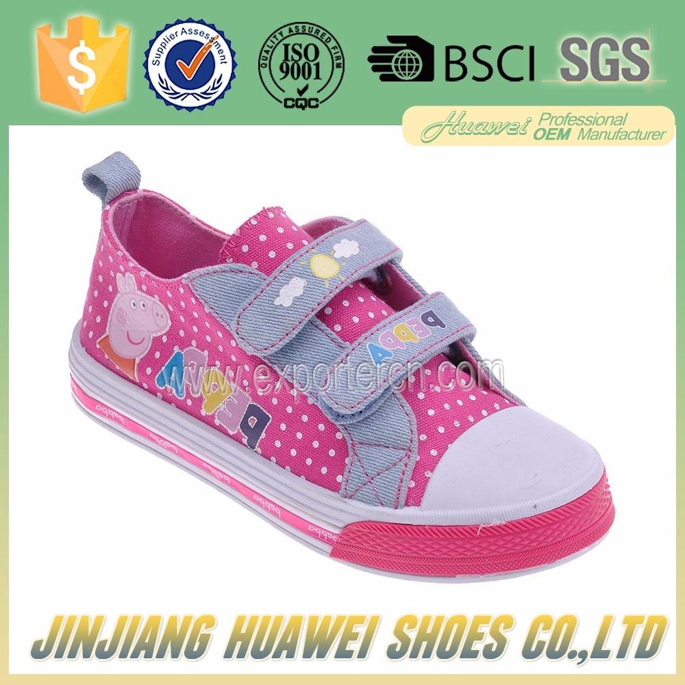 4c4199bf3 أزياء العلامة التجارية أطفال بنات قماش أحذية الأطفال أحذية رياضية ...