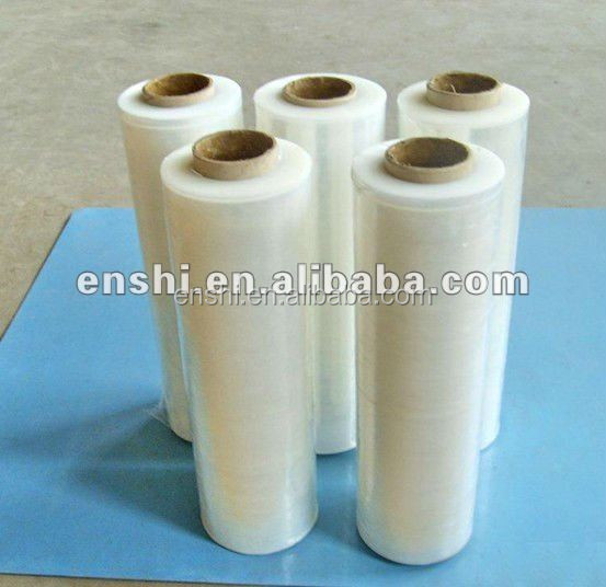 Clear Plastic PE Stretch Film for wrapping film pe plastic film