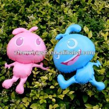 Small animal giant inflatable toy for baby different color inflatable ant toy