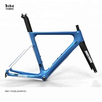 RAYMAX OEM full carbon fiber welding road bike frame sale